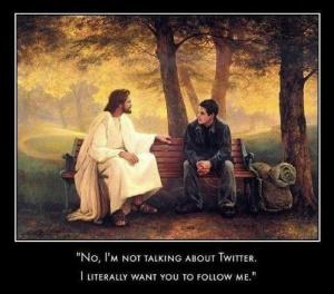 Follow Jesus image