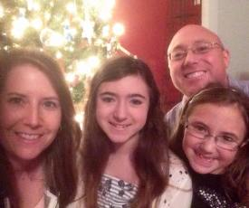 Campbell Family Christmas 2014