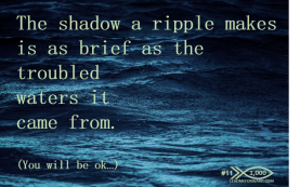 1000 Tips 11 troubled waters