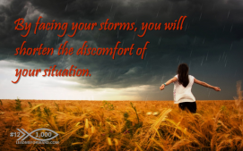 1000 Tips 12 Facing your storms