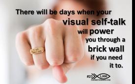 1000 Tips 23 visual self-talk