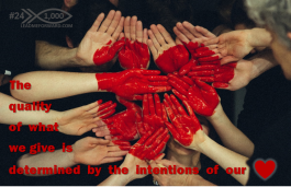 1000 Tips 24 intentions of heart