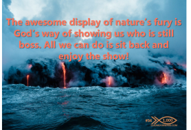 1000 Tips 34 nature's fury