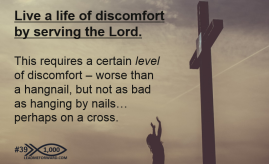 1000 Tips 39 discomfort cross