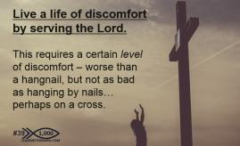 1000 Tips 39 discomfort cross