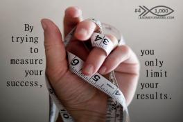 1000 Tips 4 measure success