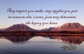 1000 Tips 49 Ripples Impact