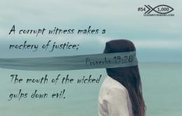 1000 Tips 54 Proverbs 19.28