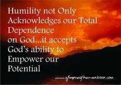 Humilityquote