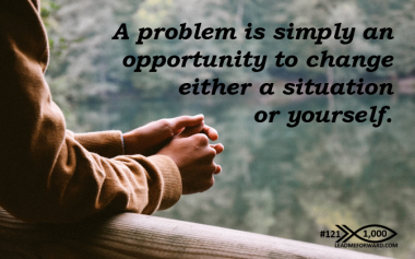 1000 Tips 121 problem opportunity